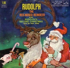 Rudolph, a victim of prejudice, and his boss.