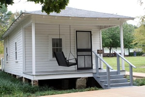 Elvis' birthplace